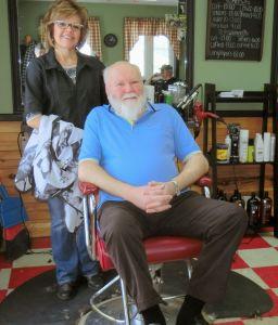 Karen's Barber Shop