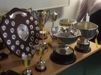 trophies Oct 2014
