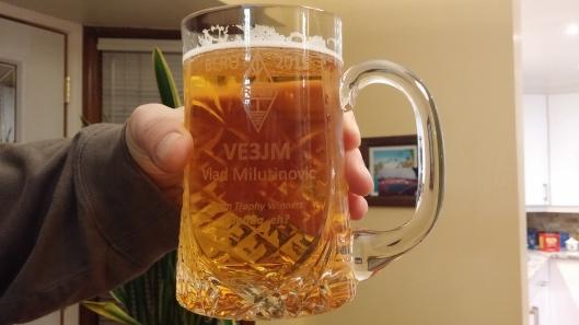 VE3JM mug