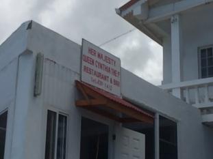 Grenada Beach pub