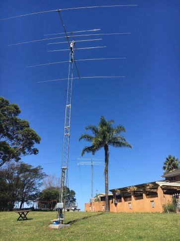 2018 VK2GR antenna